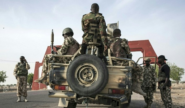 Nigerian forces in 'unauthorized search' of United Nations  camp