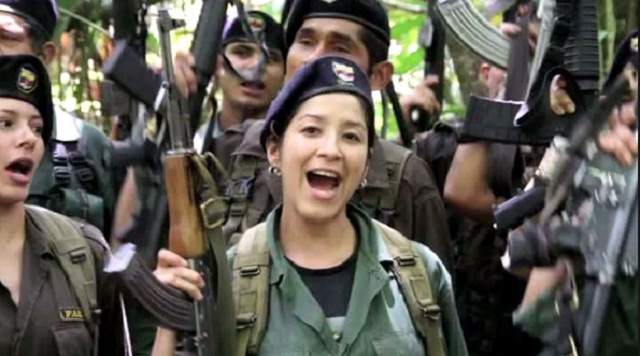 colombia farc rebels reborn as revolutionary force party