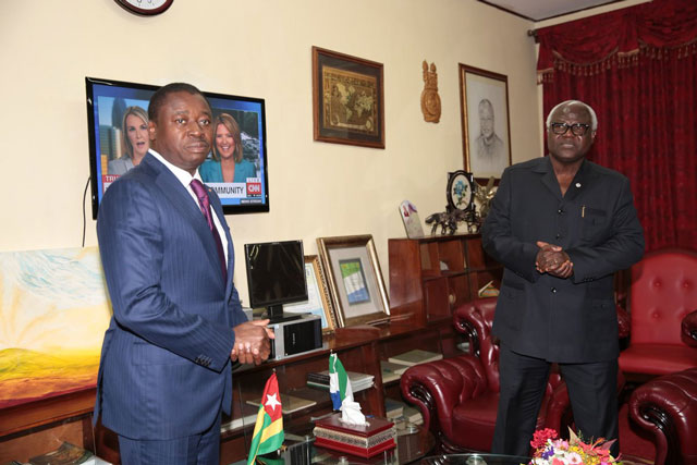 Togo bucks the trend of political reform in W.Africa