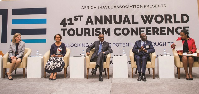Kagame calls for good environment for africa tourism sciox Image collections