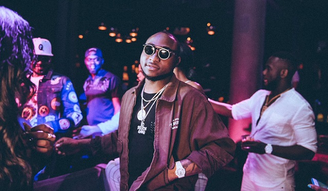 Nigeria's Davido AFRIMA artist of the year, Bebe Cool best in East