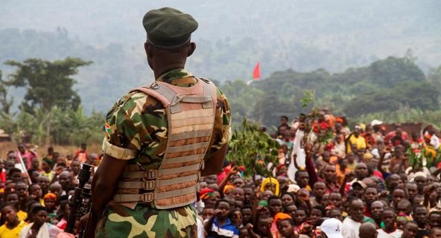 THIS WEEK: ICC starts full probe into Burundi crisis