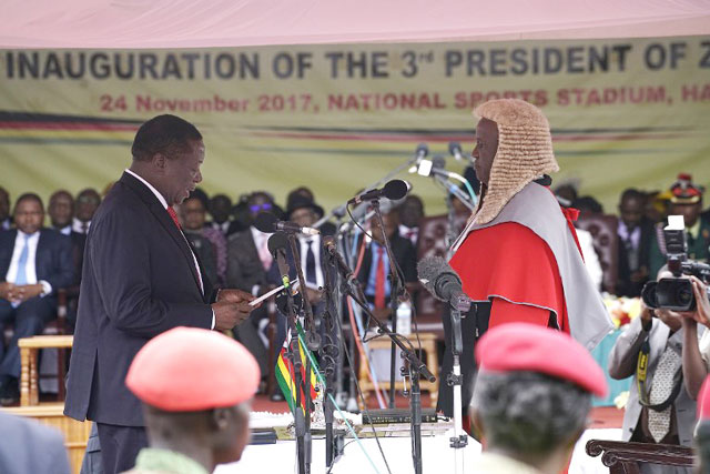 THIS WEEK: Zimbabwe gets new president after 37 years