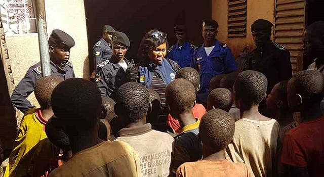 500 trafficking victims rescued in west Africa: Interpol