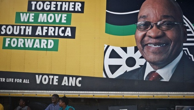 S.Africa's ANC starts vote for new leader
