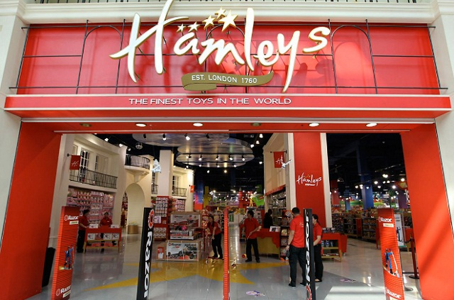 Hamleys opens its largest toy store in Beijing amid