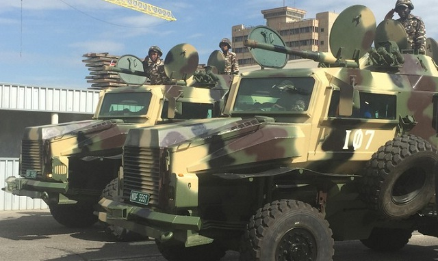 Regional force deploys to Lesotho over security concerns