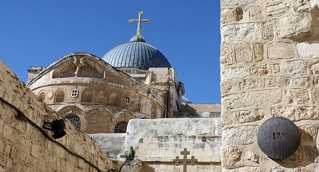 Jew Detector: Christian Holy Site In Jerusalem Ends Protest Shutdown