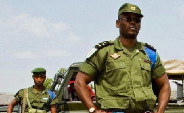 DR Congo rebel colonel arrested in Tanzania: rights group