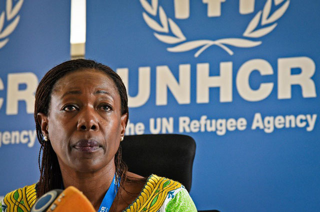 Ugandan aid workers held for stealing refugee rations