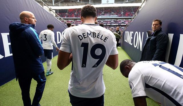 As Good As Maradona Tottenham Boss Hails Dembele