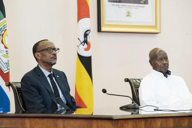 Uganda and Rwanda's slippery slope