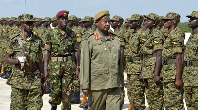 THIS WEEK: Museveni makes promotions in the army