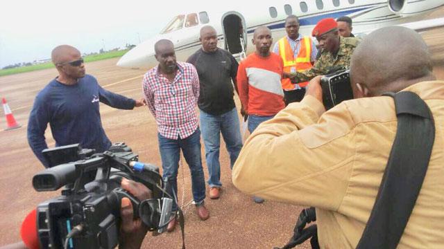 Former Ugandan MP Kipoi extradited by Botswana