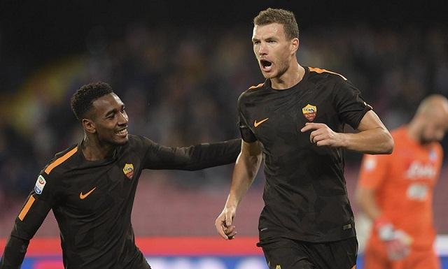 Roma End Napoli U0026 39 S 10 Win Streak To Throw Serie A Title