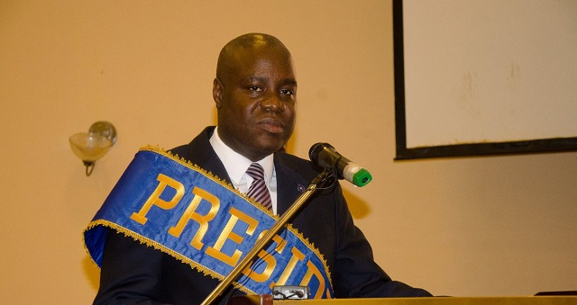 THIS WEEK: Simon Kinobe elected Uganda Law Society President