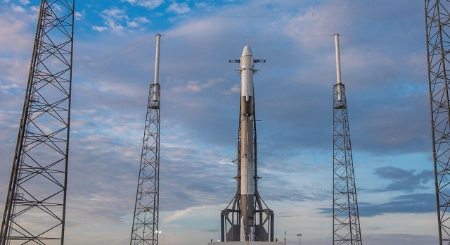 SpaceX launches cargo to space station using recycled ...