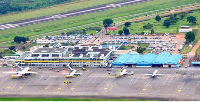 Entebbe Airport back to business after Ethiopian plane fright