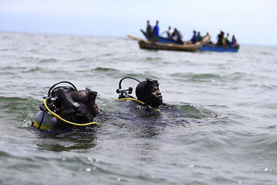 BREAKING: Ten dead in Lake Victoria boat cruise accident
