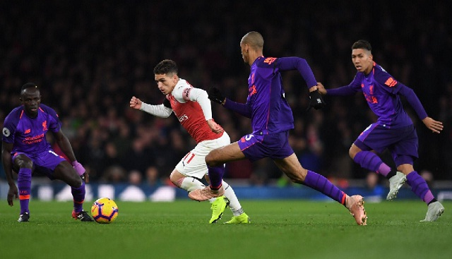 b28482f13ea Gritty Torreira brings added steel to Arsenal
