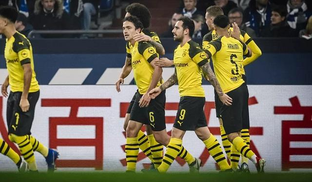 Dortmund Hope To Avoid Klopp's Liverpool In Last 16