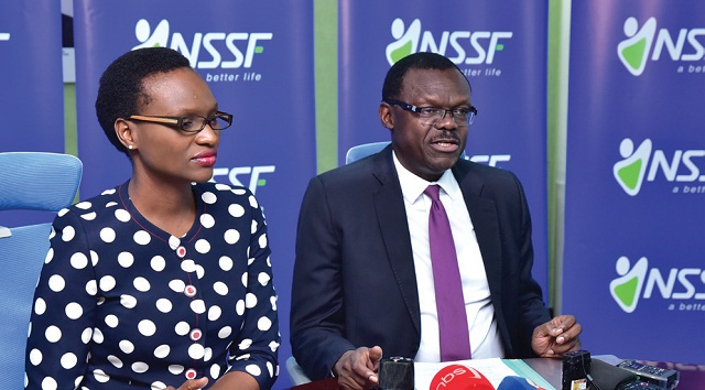 benefits of nssf to its members