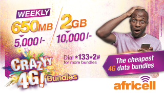 Africell Swift Bundle