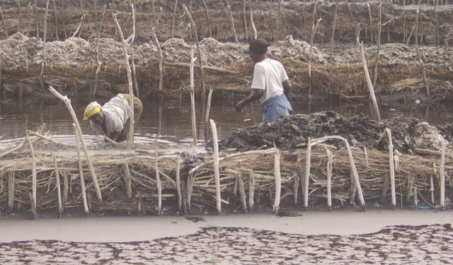 Reviving Katwe salt factory