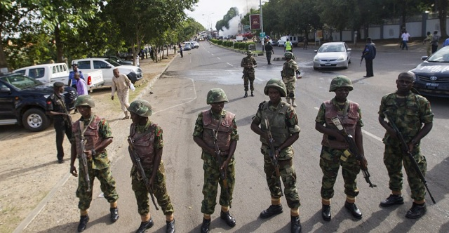 Outcry In Nigeria Over Election 'militarisation' Ahead Of