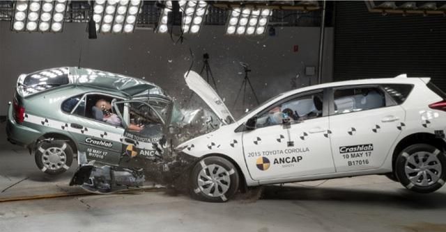 Is Bigger Car Safer In Collision
