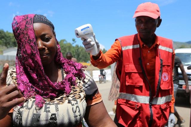 Uganda-DRC border point on high alert over Ebola outbreak