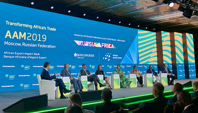 Afreximbank launches strategy for export trading companies