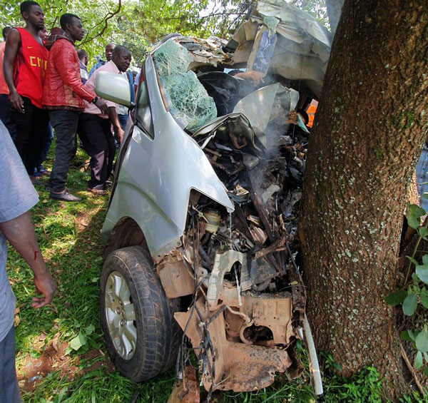 Chinese Indian Nationals Die In Kampala City Accident