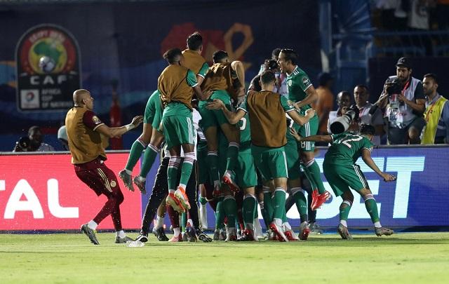 Image result for Ivory Coast 1 - 1 Algeria