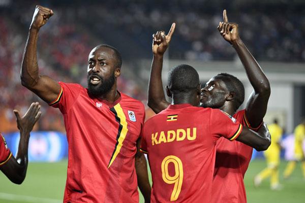 Image result for Uganda Afcon