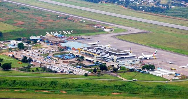 Travelers at Entebbe Airport ignorant of coronavirus