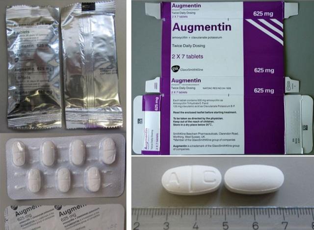 Fake pneumonia drug on sale
