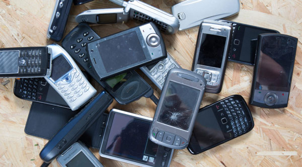 Police Recovers Record 61 Stolen Phones In Nakawa Crackdown