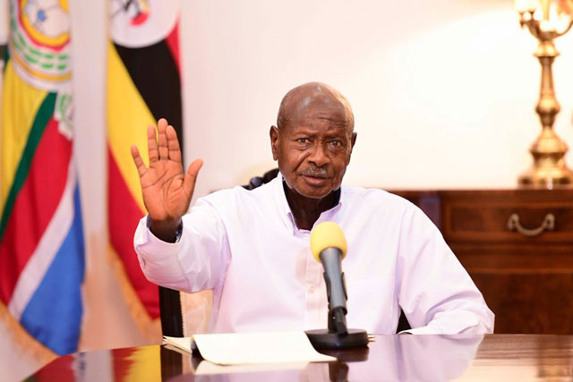 President Museveni to address nation again today