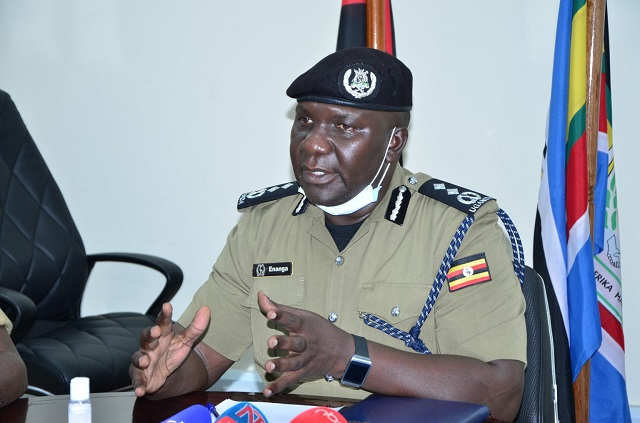 Police checkpoints to increase during lockdown - Enanga