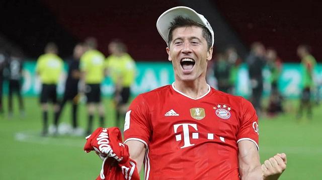 Bayern Coach Flick Sees Lewandowski As Ballon D U0026 39 Or Winner