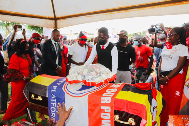 NUP rejects report on death of Kyagulanyi's bodyguard