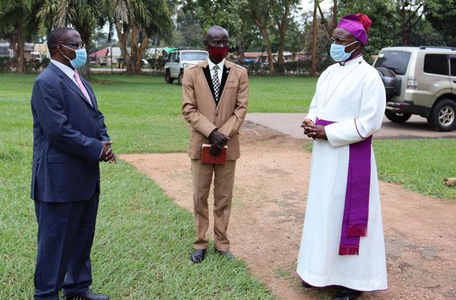 Byandala regrets keeping NRM district treasurer's job