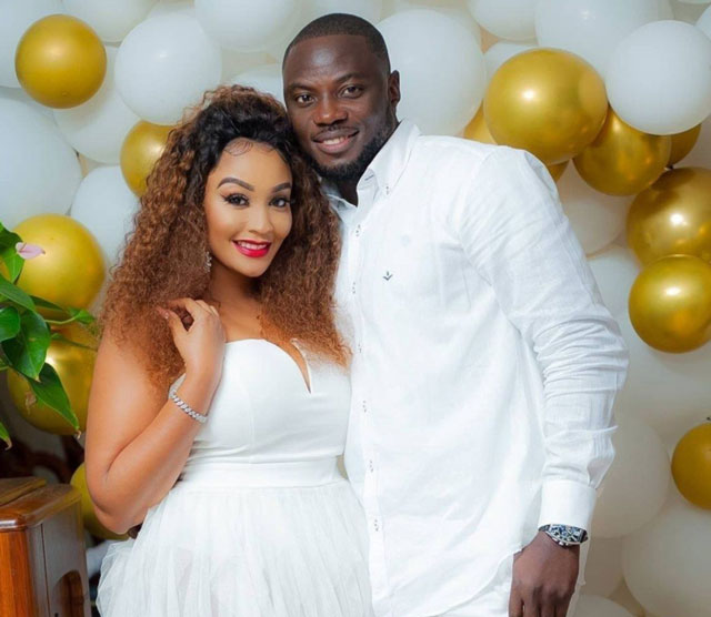 Zari teases fans, poses with 'new catch' on Valentine's Day
