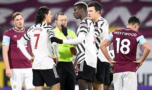 Burnley seeks to make it five visits unbeaten at Old Trafford